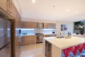 A large kitchen perfect for entertaining