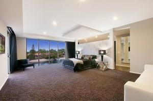 Massive Master Bedroom