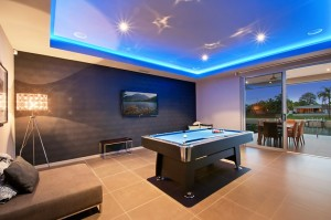 Relax with a game of pool