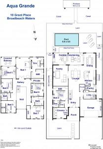 Floor Plan - click to enlarge