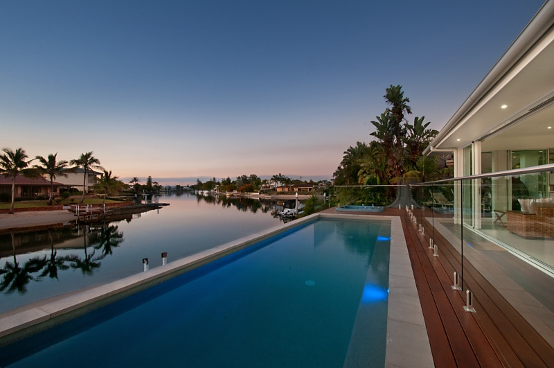 Situated on the beautiful Gold Coast waters