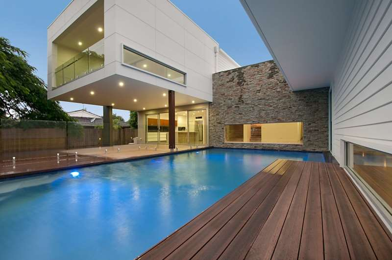 Awesome Pool Area. And What A House! This Luxury Gold Coast Holiday Home ...