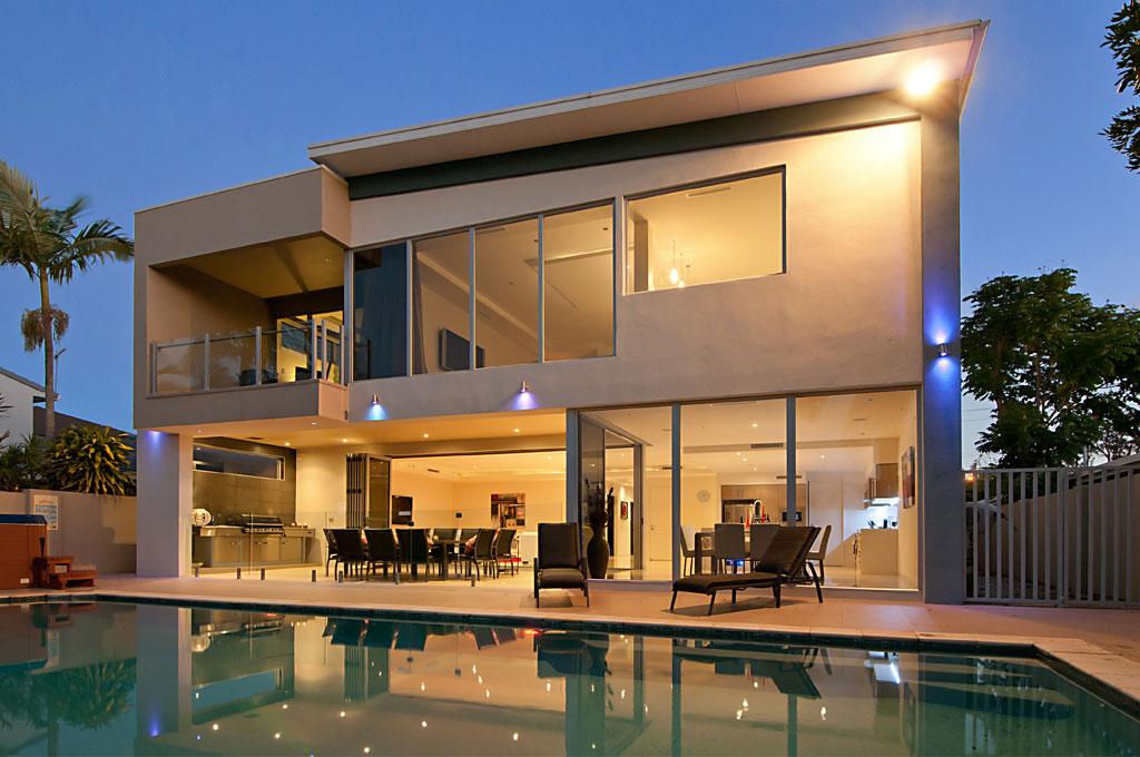 Opulence On Broadbeah Luxury Gold Coast Holiday Homes