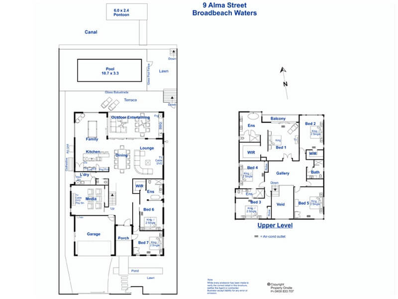 Holiday Home Builders Floor Plans: Waterfront Splendour