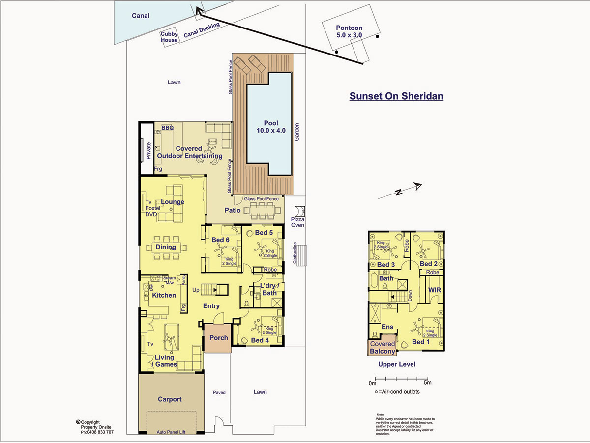Holiday accommodation gold coast elite holiday homes for Holiday home builders floor plans