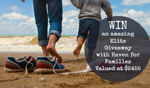 Win an Elite Holiday Homes 2 Night Giveaway