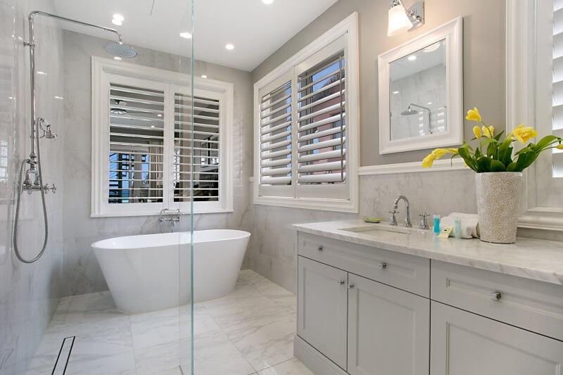 Luxury master bathrooms ideas - Beachfront Holiday Home Gold Coast Elite Holiday Home Hamptons