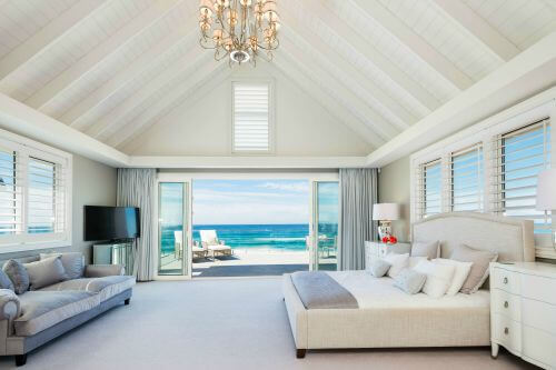 The ultimate bridal suite Gold Coast