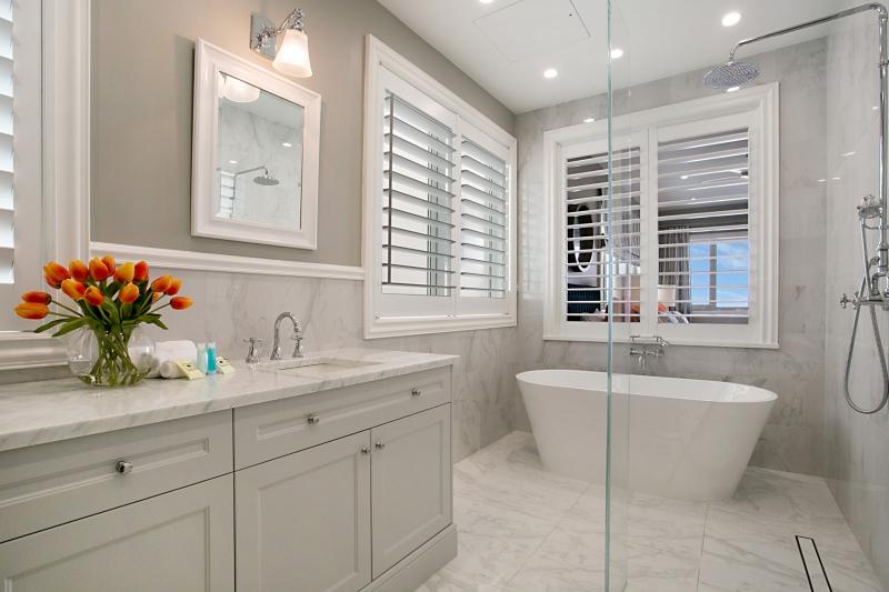 my hamptons style bathroom