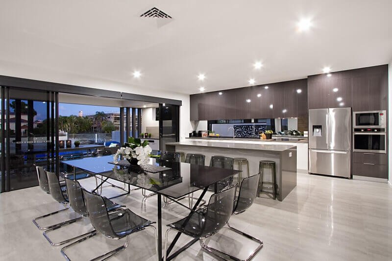 Sublime kitchen and Dining