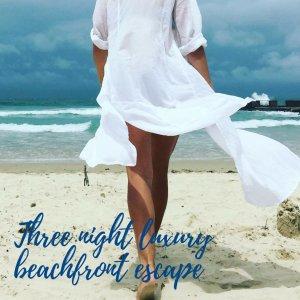 3 Night Luxury Beachfront Escape