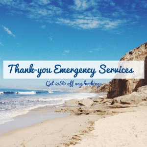 Thank-you Emergency Services