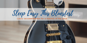 Forget The Tent This Blues Festival